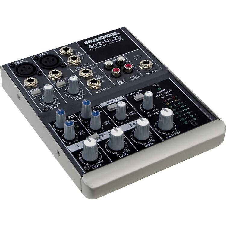 Mackie402-VLZ3 Compact Audio Mixer