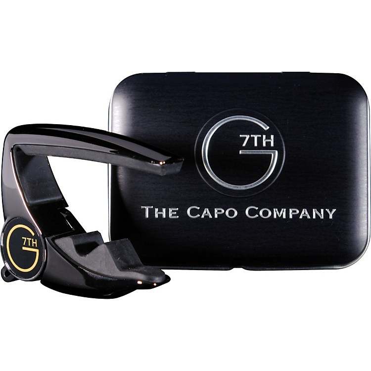 G7th405 Performance Capo Limited Edition Black