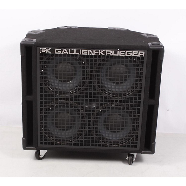 Gallien-Krueger 410RBH/4 800W Bass Cab Regular 886830851957