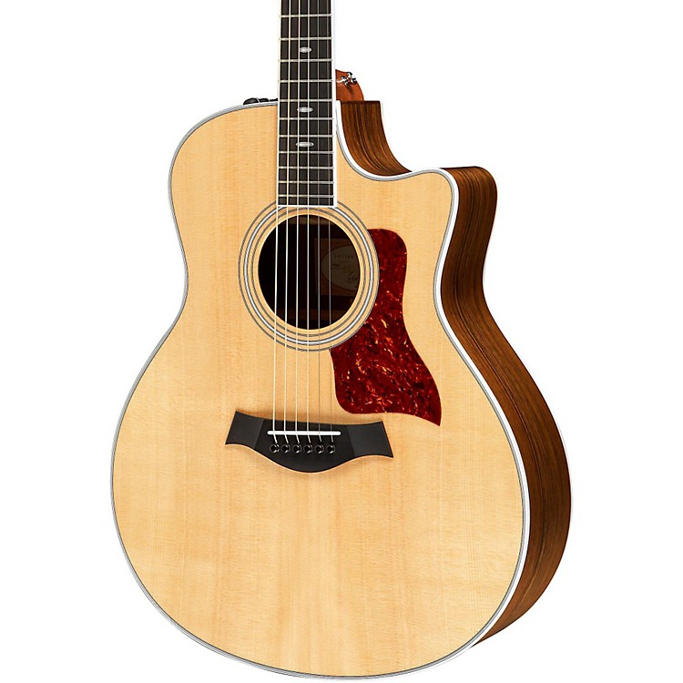 Taylor 416CE Grand Symphony Acoustic-Electric Guitar Natural