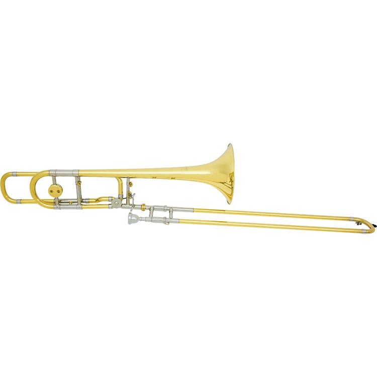 Bach42C Stradivarius Series Convertible Trombone42C Lacquer, Standard Wrap