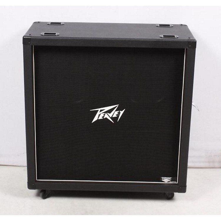 Peavey430 4x12 Guitar Speaker CabinetBlack886830378034