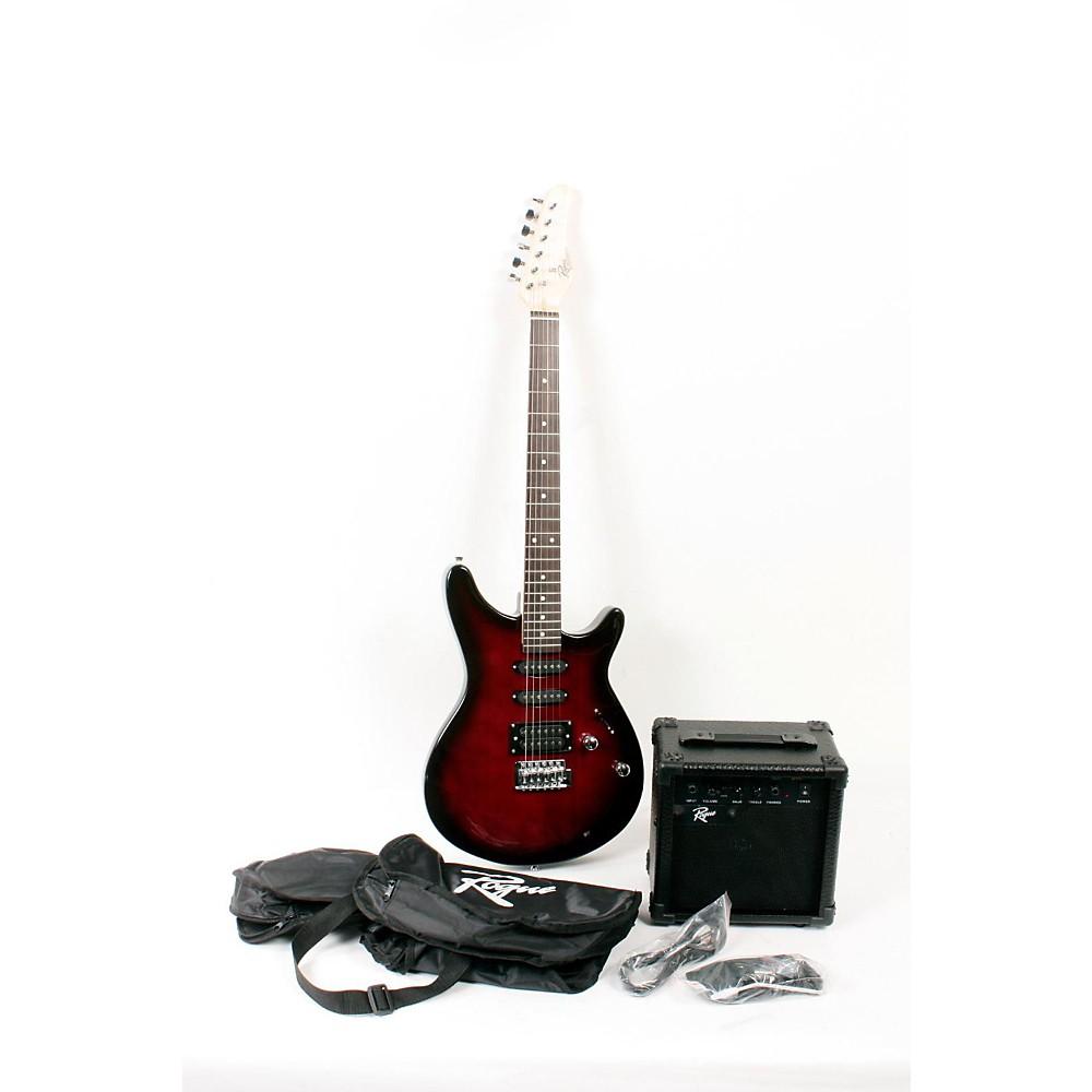 Upc 888365329369 Used Rogue Rocketeer Electric Guitar Pack