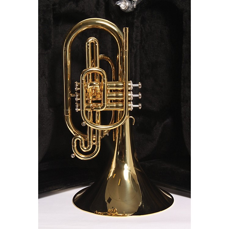 Jupiter 450 Series Marching F Mellophone 450L Lacquer 886830058684