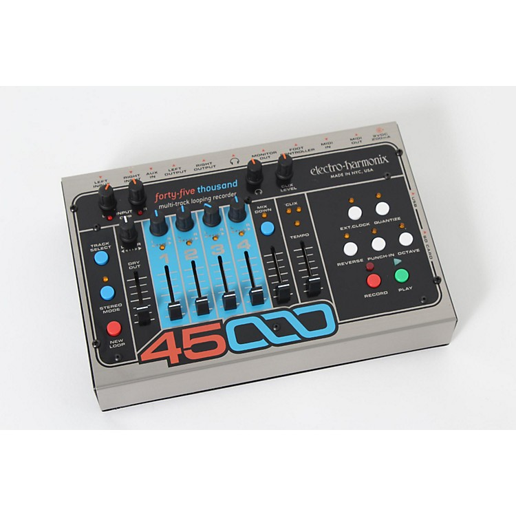 Electro-Harmonix45000 Multi-Track Looping Recorder888365855271