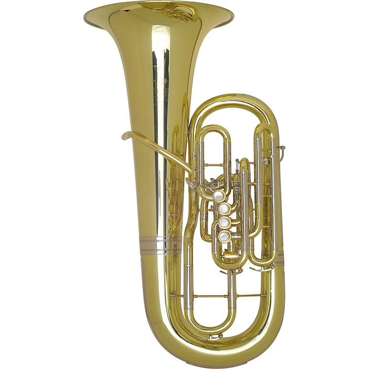 Meinl Weston45P 5 Valve F Tuba45S-LPS Silver