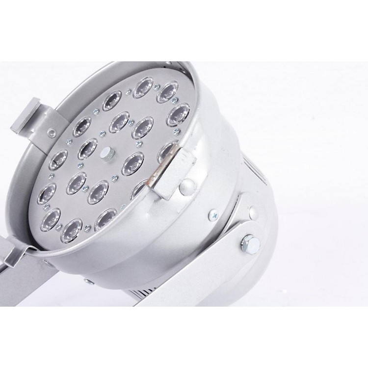 American DJ 46HP LED Pro PAR Can Light Polished 886830827266