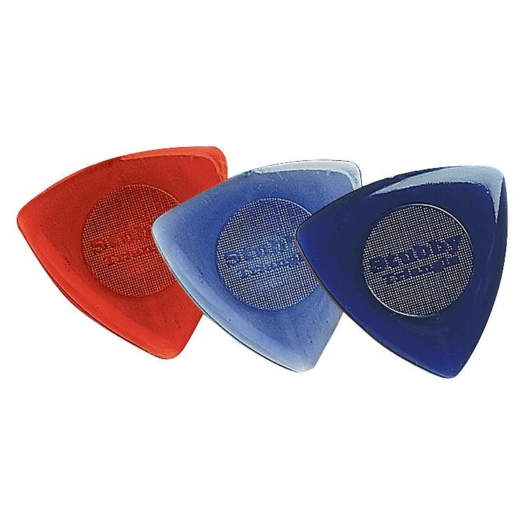 Dunlop473R Triangle Stubby Guitar Picks2.0 mm2 Dozen