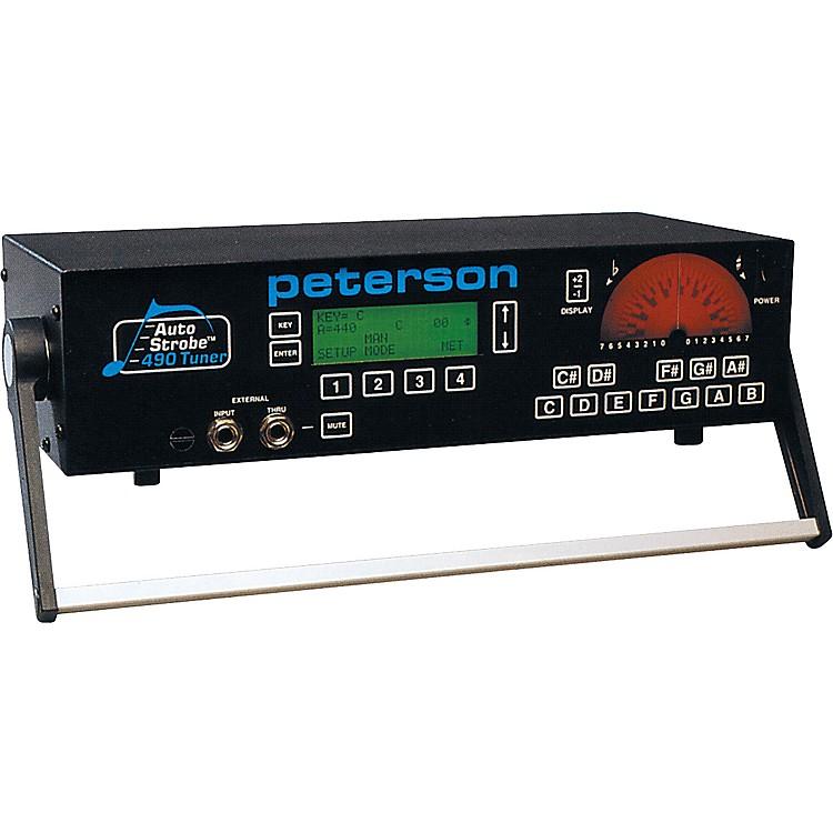 Peterson490 8-Octave AutoStrobe Tuner