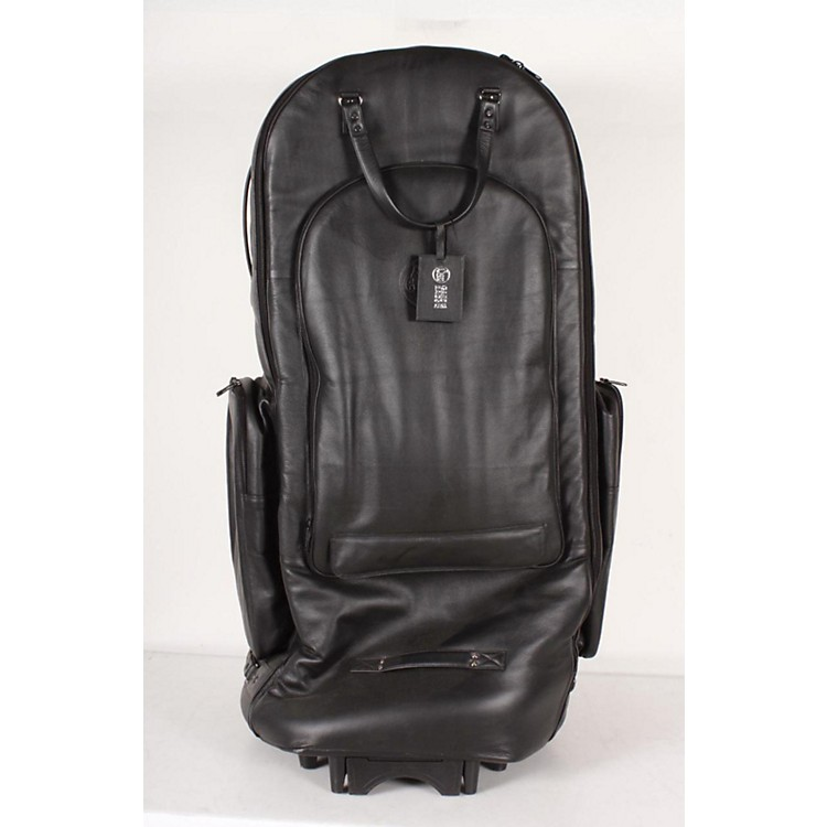 Gard 5/4 Tuba Wheelie Bag 65-WBFLK Black 886830737381