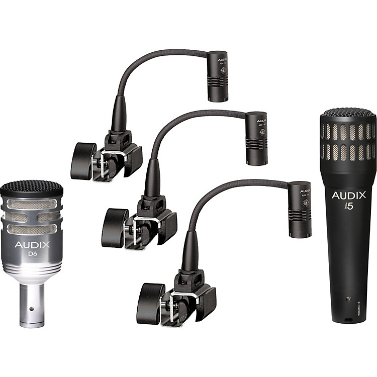 Audix5-Piece Drum Pack