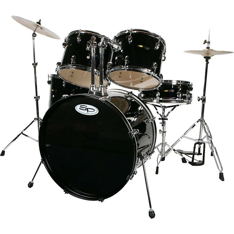 Sound Percussion Labs 5-Piece Drum Set