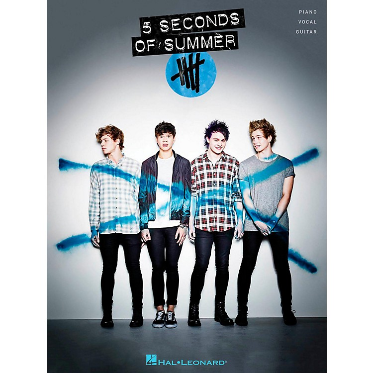 Hal Leonard5 Seconds Of Summer - Piano/Vocal/Guitar Songbook