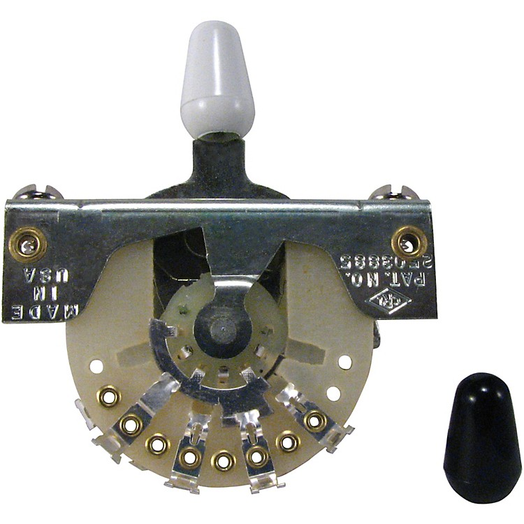 Ernie Ball 5-Way Strat Pickup Selector Switch