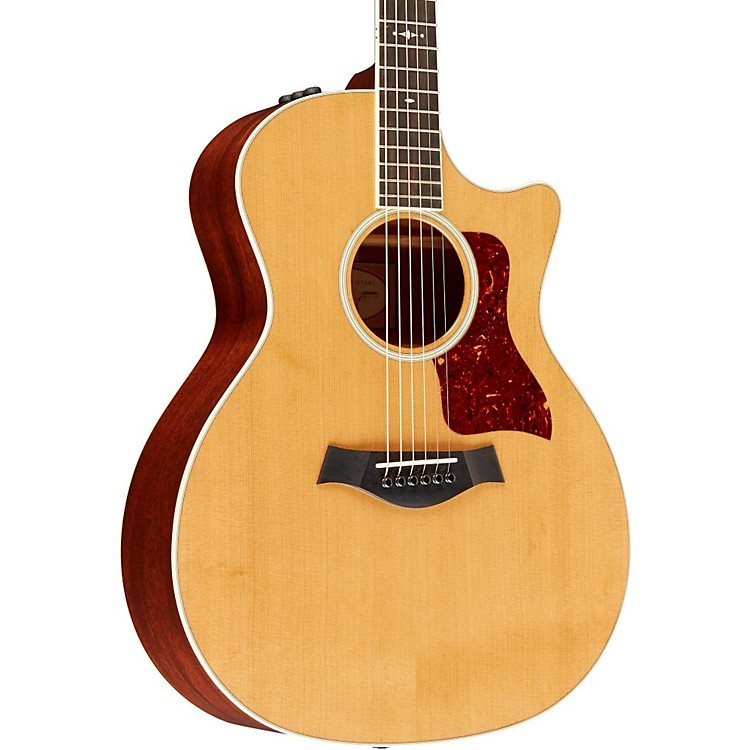 Taylor 500 Series 514ce Grand Auditorium Acoustic-Electric Guitar Medium Brown Stain
