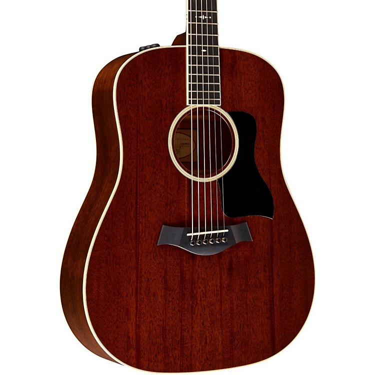 Taylor 500 Series 520e Dreadnought Acoustic-Electric Guitar Medium Brown Stain