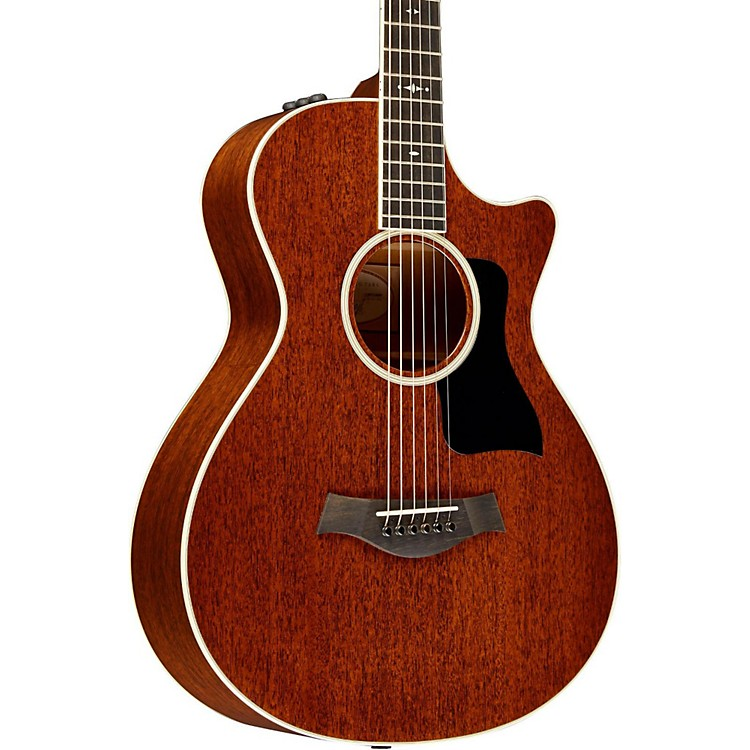 Taylor 500 Series 522ce Grand Concert 12-Fret Acoustic-Electric Guitar Medium Brown Stain