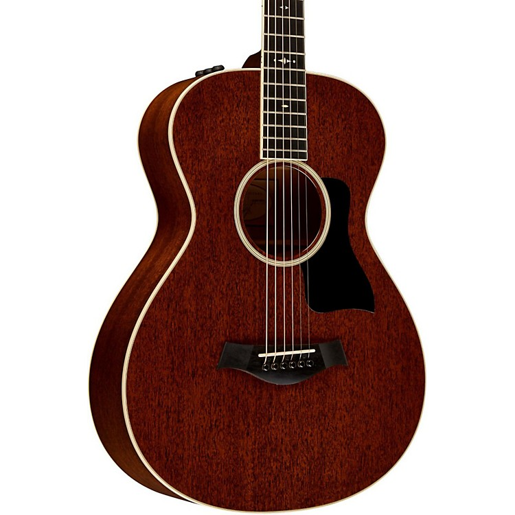Taylor500 Series 522e Grand Concert 12-Fret Acoustic-Electric GuitarMedium Brown Stain
