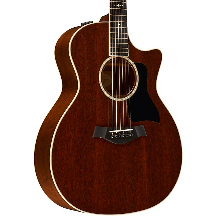 Taylor 500 Series 524ce Grand Auditorium Acoustic-Electric Guitar Medium Brown Stain