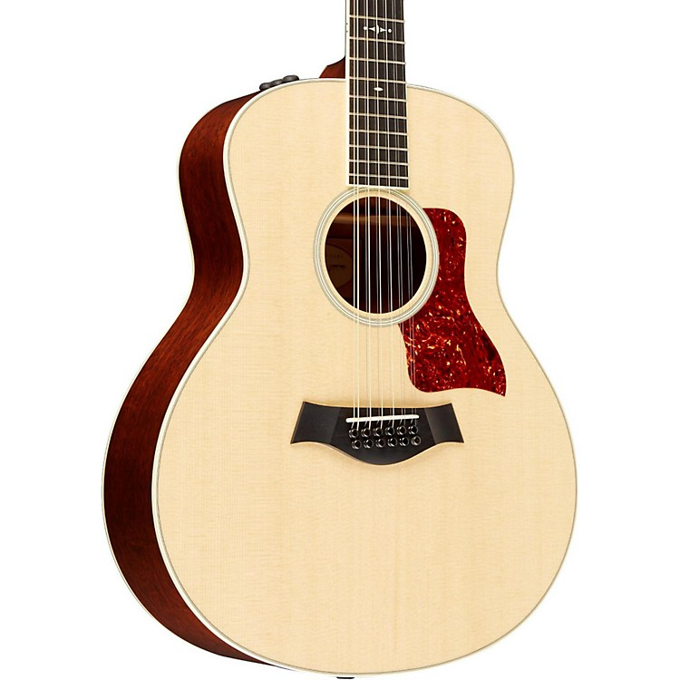 Taylor500 Series 556e Grand Symphony 12-String Acoustic-Electric GuitarMedium Brown Stain