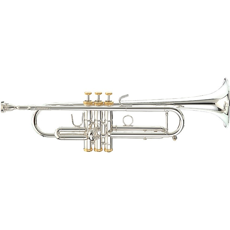 Stomvi 5000 Forte Series Bb Trumpet Silver