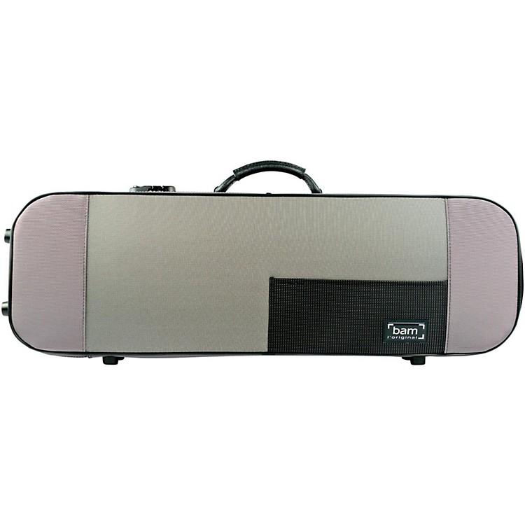 Bam5001S Stylus Violin CaseGray