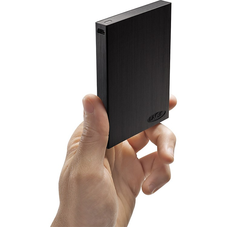 Lacie 500GB Rikiki Mobile Hard Drive