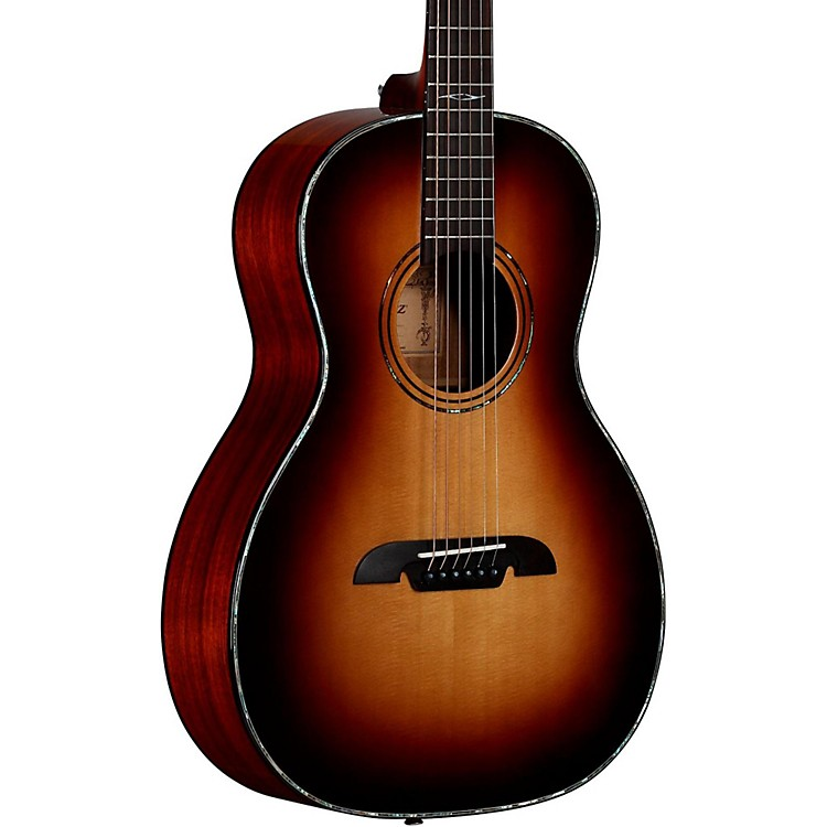 alvarez 50th anniversary apa1965 parlor acoustic guitar music123. Black Bedroom Furniture Sets. Home Design Ideas