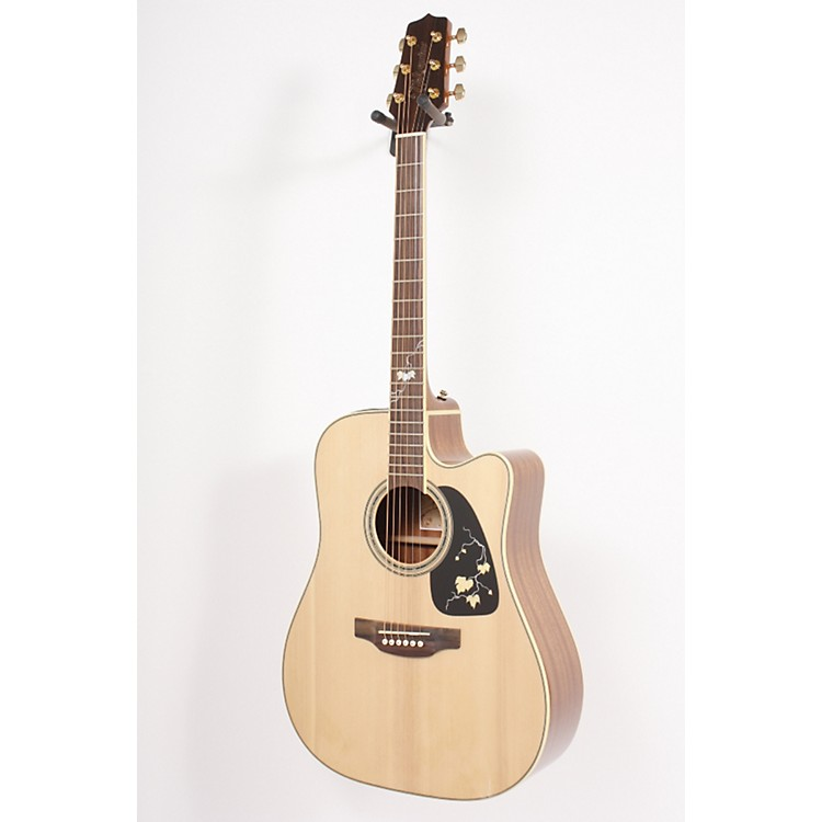 Takamine 50th Anniversary Edition G Series Acoustic-Electric Guitar Natural 886830638909