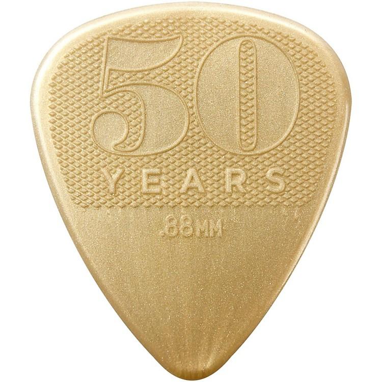 Dunlop50th Anniversary Nylon Pick, .88mm (32-Pack)