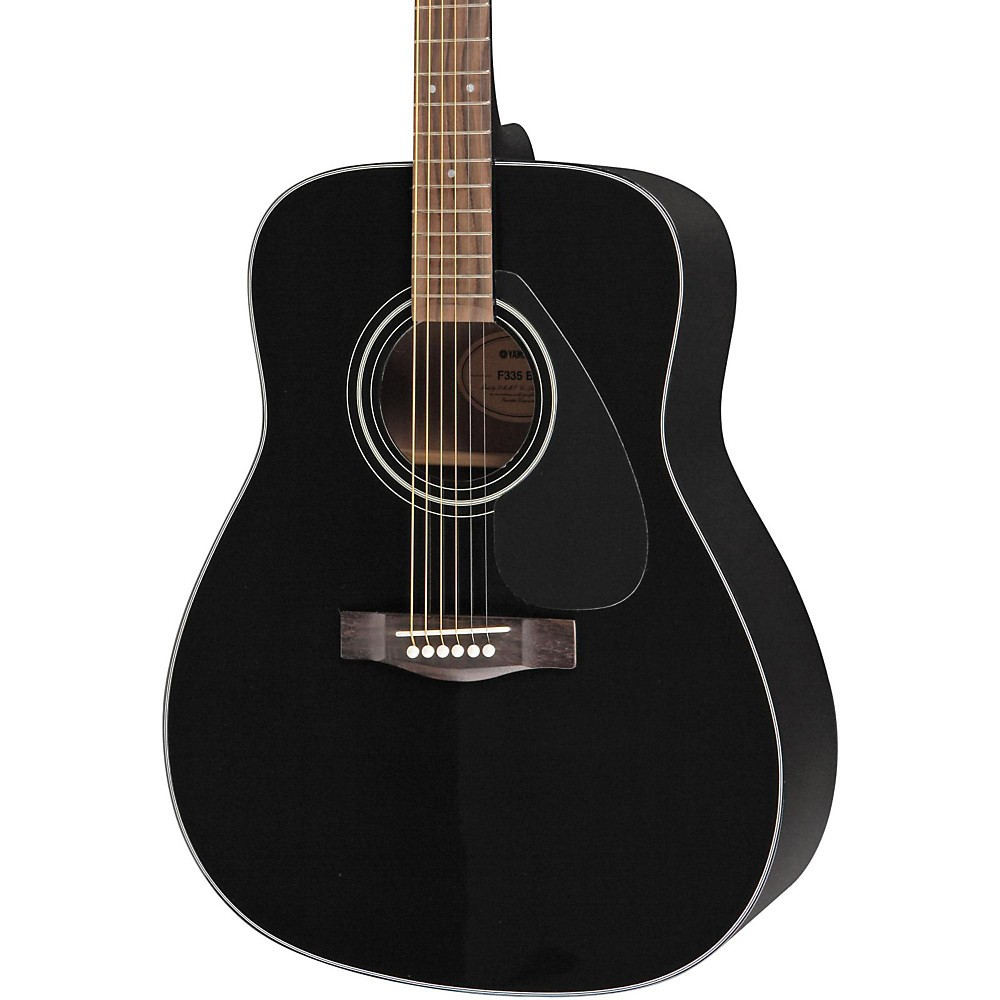 Yamaha acoustic guitar model f335 9957 ebay for Where are yamaha guitars made
