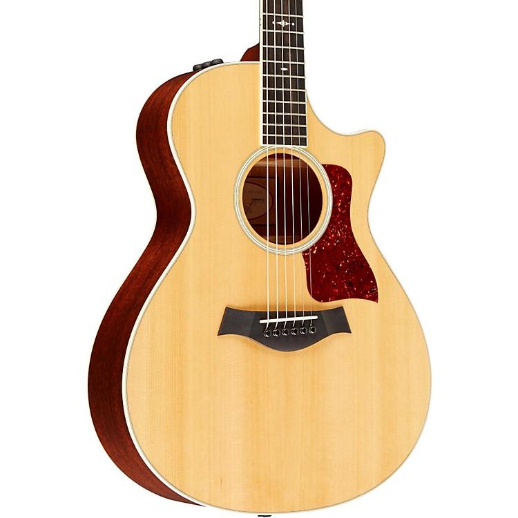 Taylor512ce Grand Concert Cutaway ES2 Acoustic-Electric GuitarMedium Brown Stain