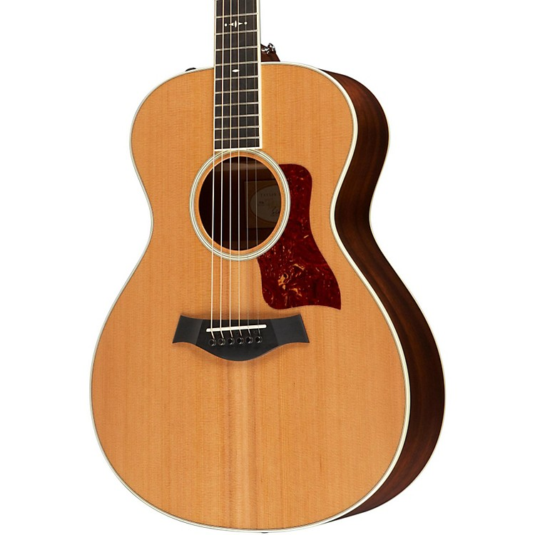 Taylor 512e Grand Concert ES2 Acoustic-Electric Guitar Medium Brown Stain