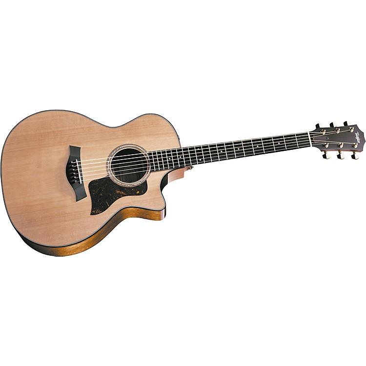 Taylor514ce Mahogany/Cedar Grand Auditorium Acoustic-Electric GuitarNatural