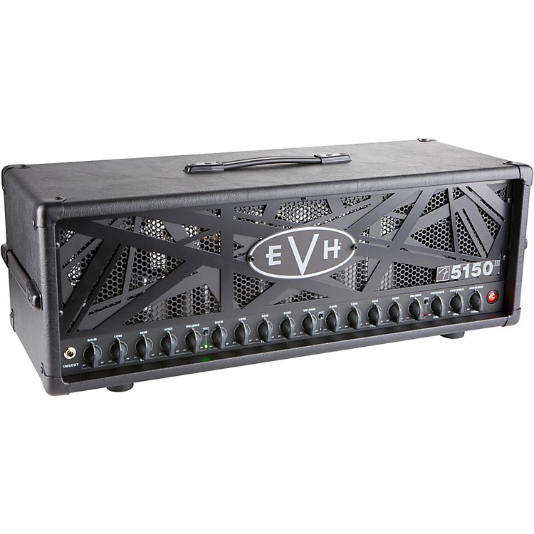 EVH 5150 III 100S 100W Tube Guitar Head Black