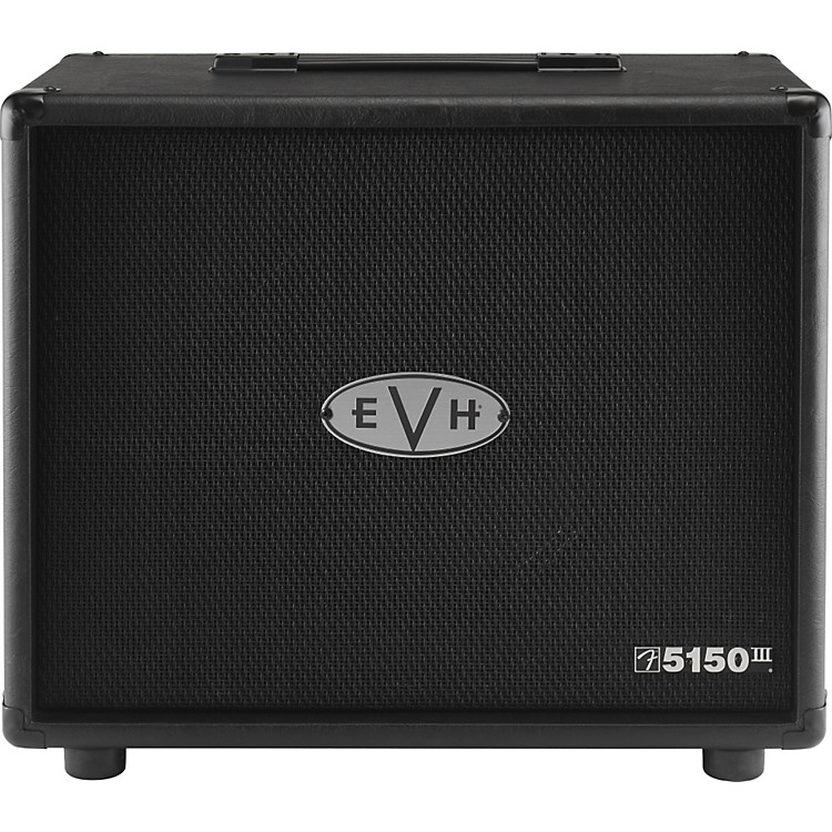 EVH5150 III 112ST 1x12 Guitar Speaker CabinetBlack