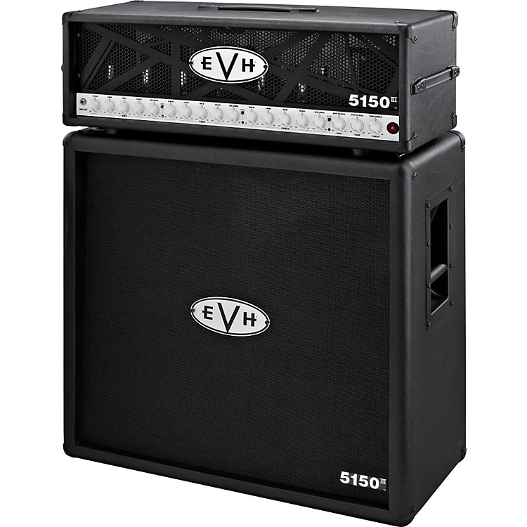 EVH 5150 III HD and 4x12 Half Stack