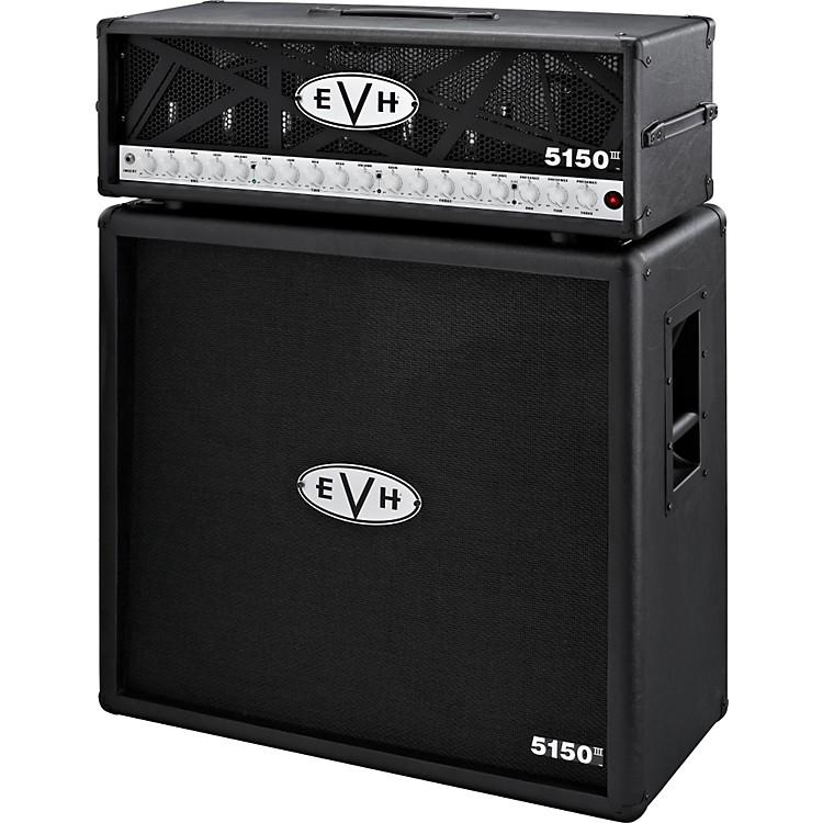 EVH5150 III Head and 4x12 Half StackBlack