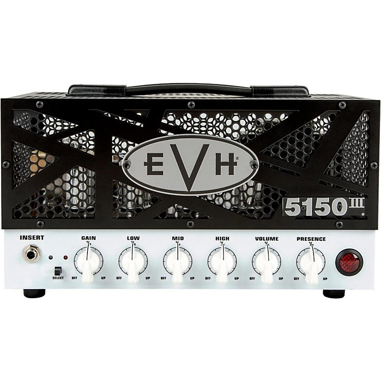 EVH 5150III 15W Lunchbox Tube Guitar Amp Head