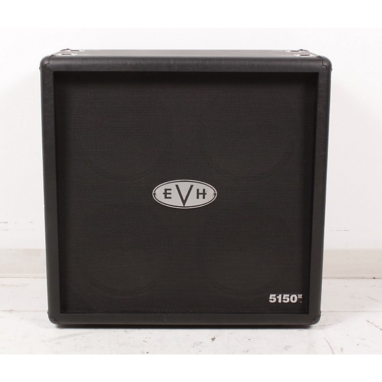 EVH 5150III 412 Guitar Extension Cabinet Black 886830565441