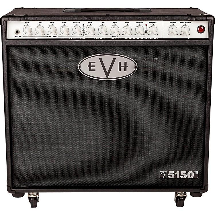EVH5150III 50W 1x12 Tube Guitar ComboBlack