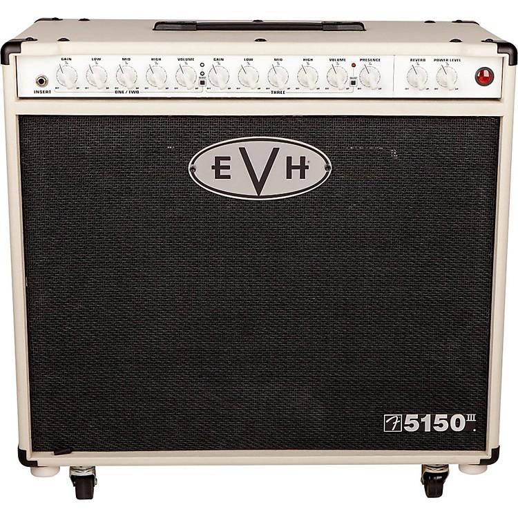 EVH5150III 50W 1x12 Tube Guitar ComboIvory