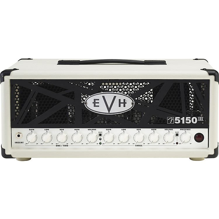 EVH 5150III 50W Tube Guitar Amp Head Ivory