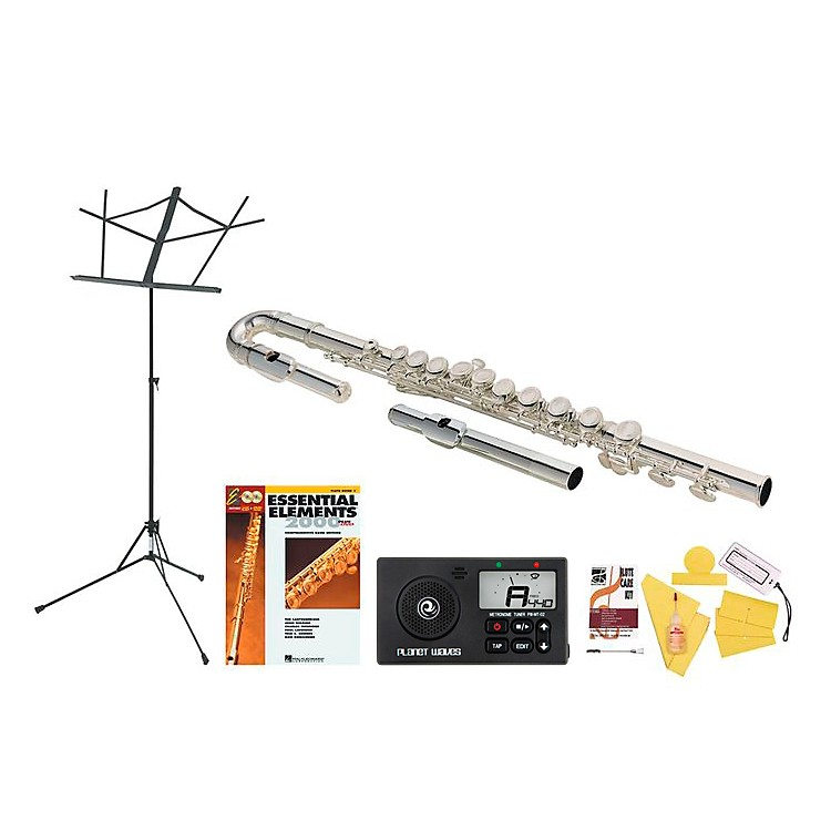 Jupiter515S Beginner Student Flute Bundle