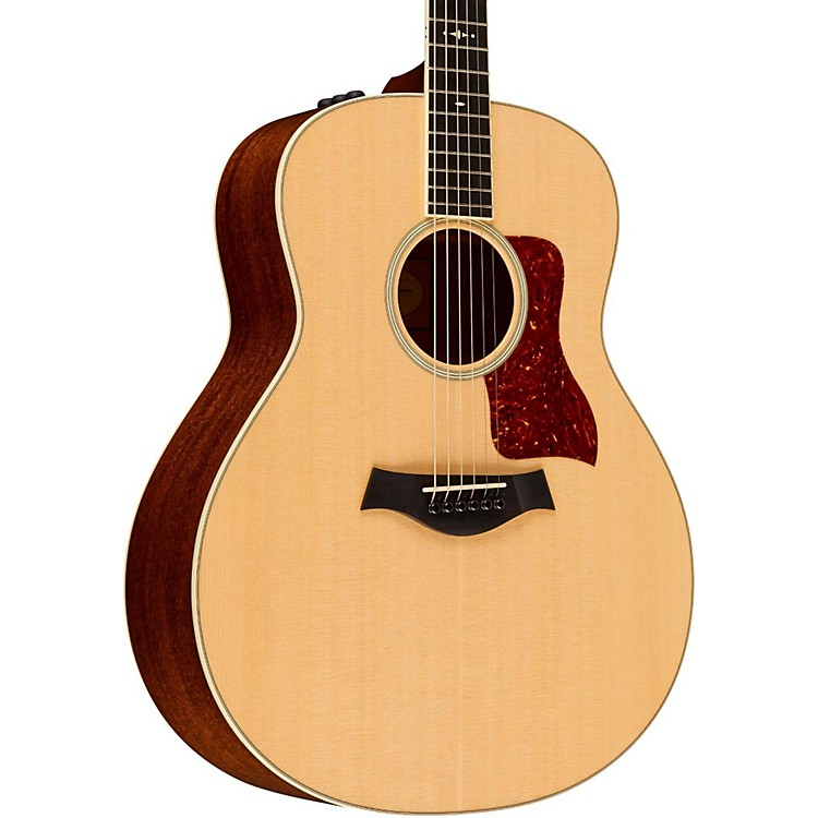 Taylor518e Grand Orchestra ES2 Acoustic-Electric GuitarMedium Brown Stain