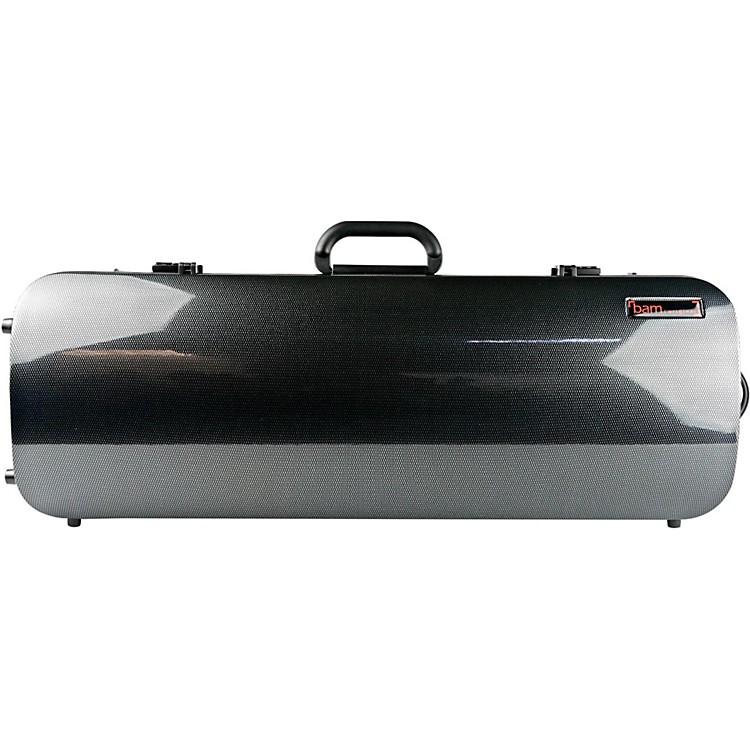 Bam5201XL Hightech Compact Adjustable Viola Case without PocketBlack Carbon
