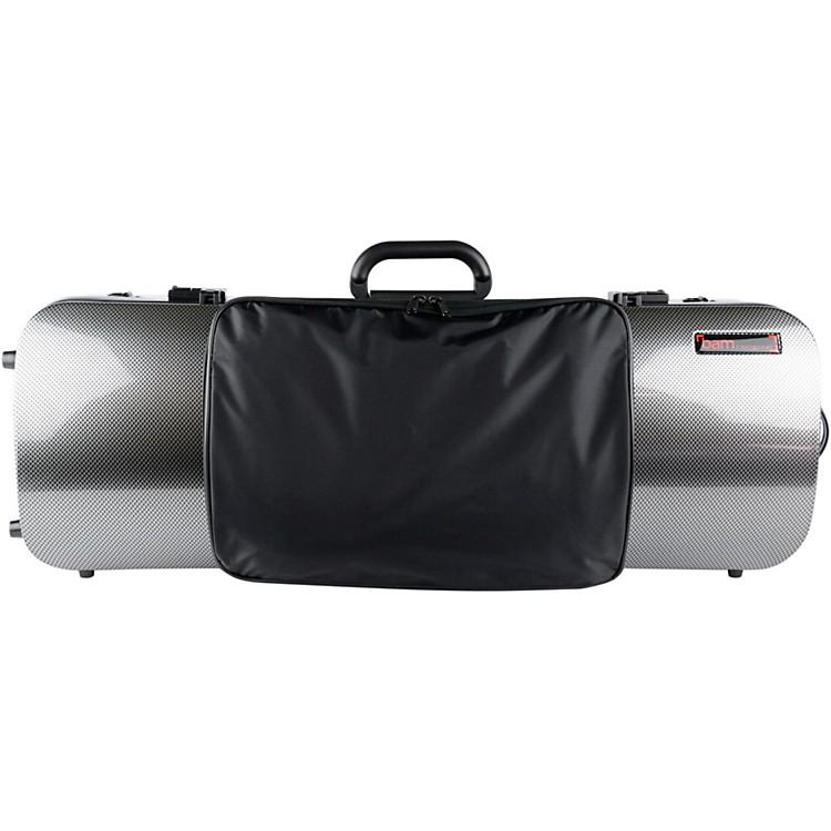Bam5202XL Hightech Compact Adjustable Viola Case with PocketSilver Carbon