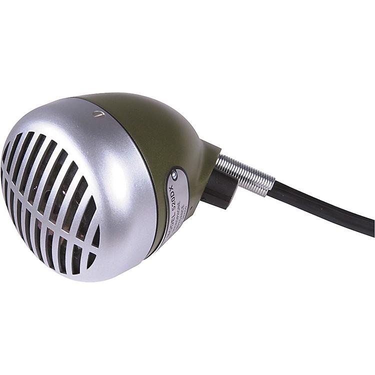 Shure520DX Green Bullet Mic