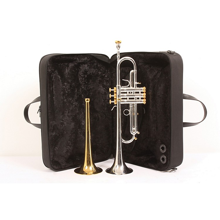 Stomvi 5381 Master Series Bb Trumpet Silver 886830088452