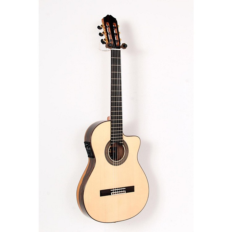 Cordoba 55FCE Thinbody Limited Flamenco Acoustic-Electric Guitar  888365700922